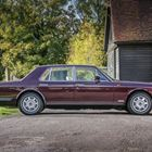 Ref 25 1996 Bentley Brooklands DG -
