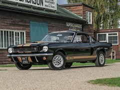Navigate to Lot 187 - 1966 Shelby Mustang Shelby GT350 H