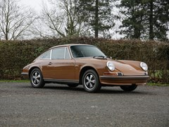 Navigate to Lot 267 - 1973 Porsche 911 T
