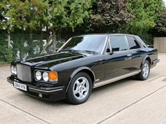 Navigate to Lot 299 - 1990 Bentley Turbo R Two Door Coupé by Hooper