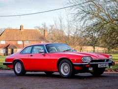 Navigate to Lot 112 - 1992 Jaguar XJS Coupé