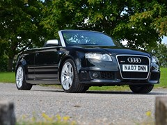Navigate to Lot 233 - 2007 Audi RS4 Cabriolet
