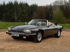 Navigate to Lot 279 - 1990 Jaguar XJS Convertible (5.3 litre)