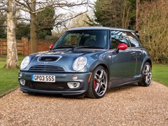 Navigate to Lot 174 - 2006 Mini Cooper S Works GP