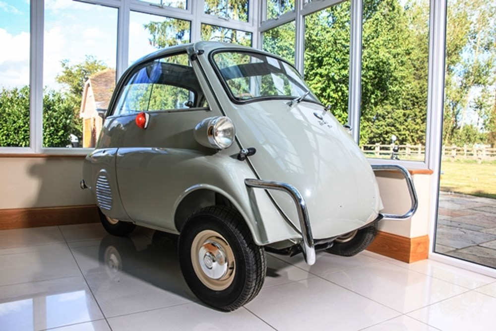 Lot 140 - 1957 BMW Isetta 300