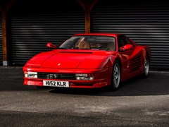 Navigate to Lot 287 - 1991 Ferrari Testarossa