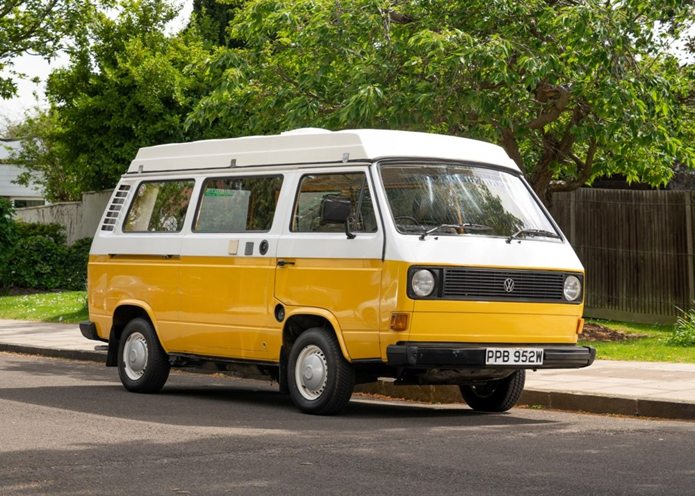 Lot 143 - 1980 Volkswagen T25 Campervan