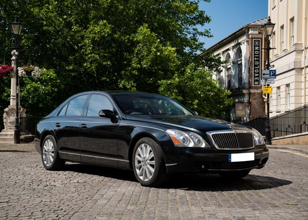 Lot 217 - 2005 Maybach 57