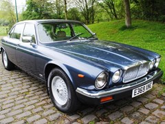 Navigate to Lot 410 - 1986 Jaguar Sovereign Series III Saloon