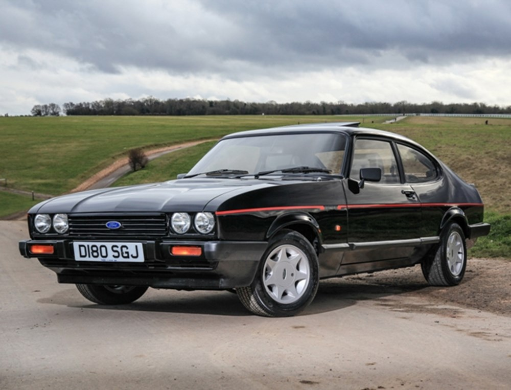 ref 80 1987 ford capri special. Black Bedroom Furniture Sets. Home Design Ideas