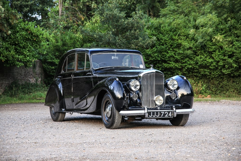 Lot 217 - 1947 Bentley Mk. VI Saloon by Vanden Plas