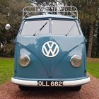 Ref 155 1954 Volkswagen T1 Transporter (Barn-door Panel Van) -