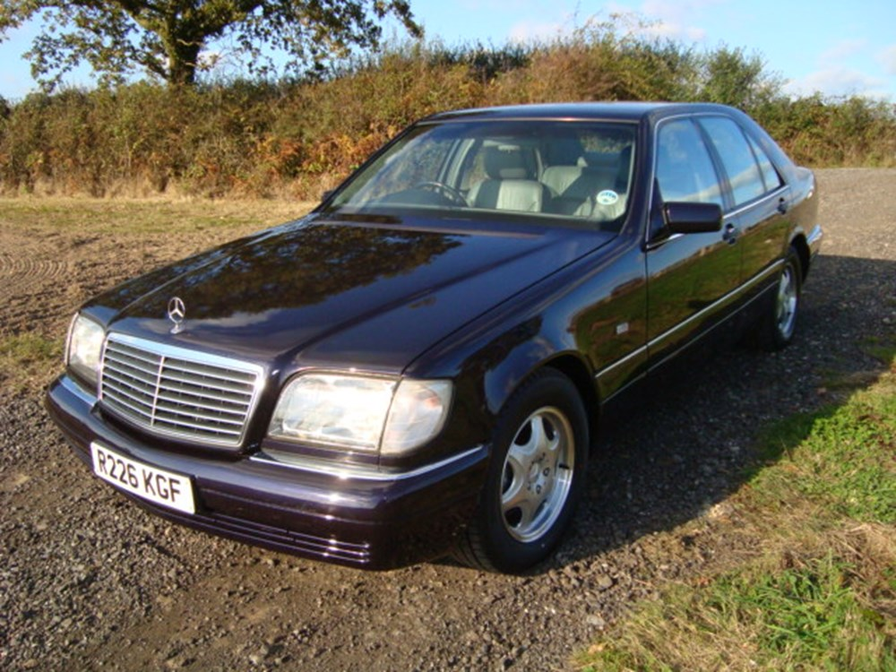 Lot 404 - 1997 Mercedes-Benz S280