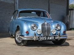 Navigate to Lot 265 - 1962 Jaguar Mk. II Saloon (3.8 Litre M/OD)