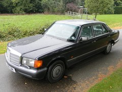 Navigate to Lot 325 - 1989 12987 500SEL