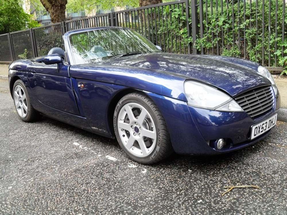 Classic Car Auctions Merseyside