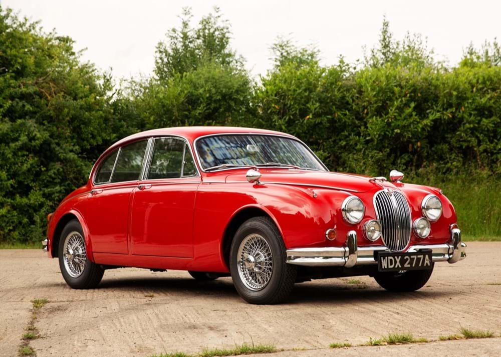 Lot 261 - 1960 Jaguar Mk. II Saloon (3.8 Litre)