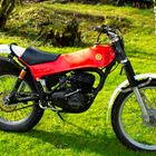 REF 233 1977 Montesa Cota 348 Rathmell Replica -