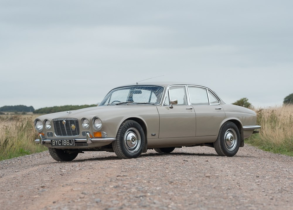 Lot 256 - 1970 Jaguar XJ6 Series I (4.2 litre)