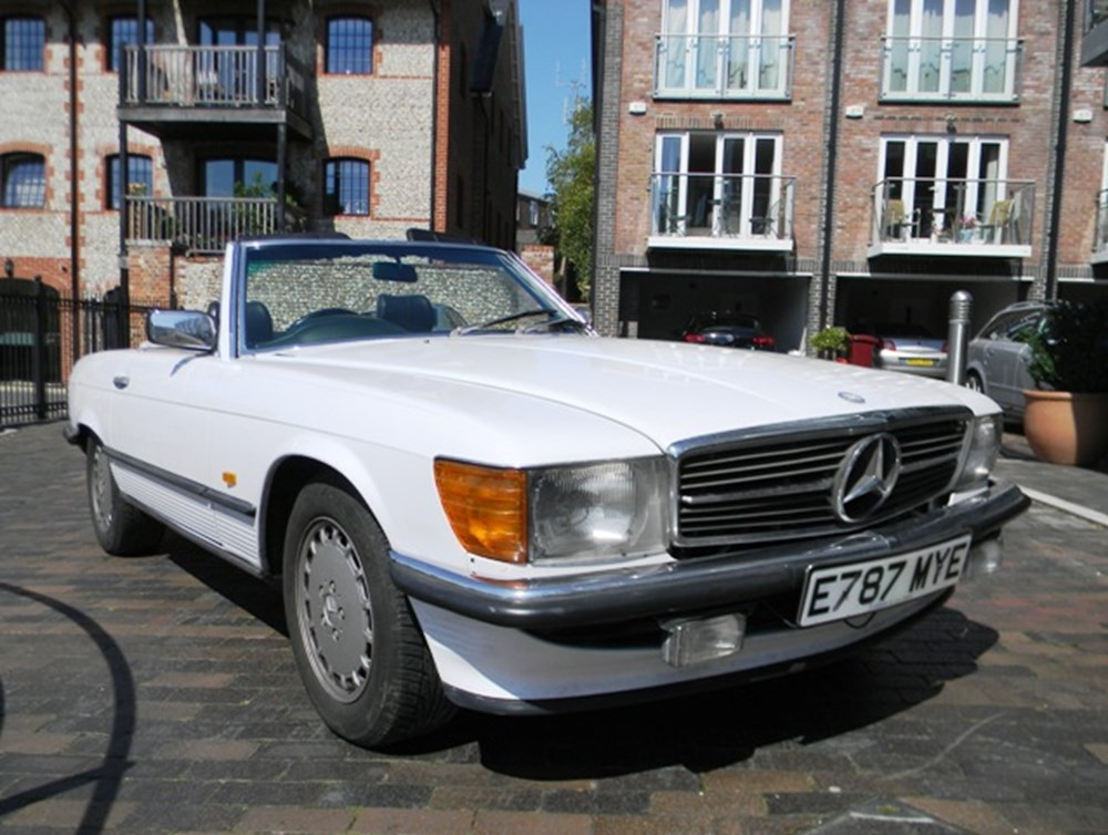 1988 Mercedes-Benz 300SL