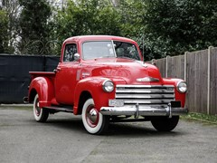 Navigate to Lot 203 - 1950 Chevrolet 3100 Pick-up