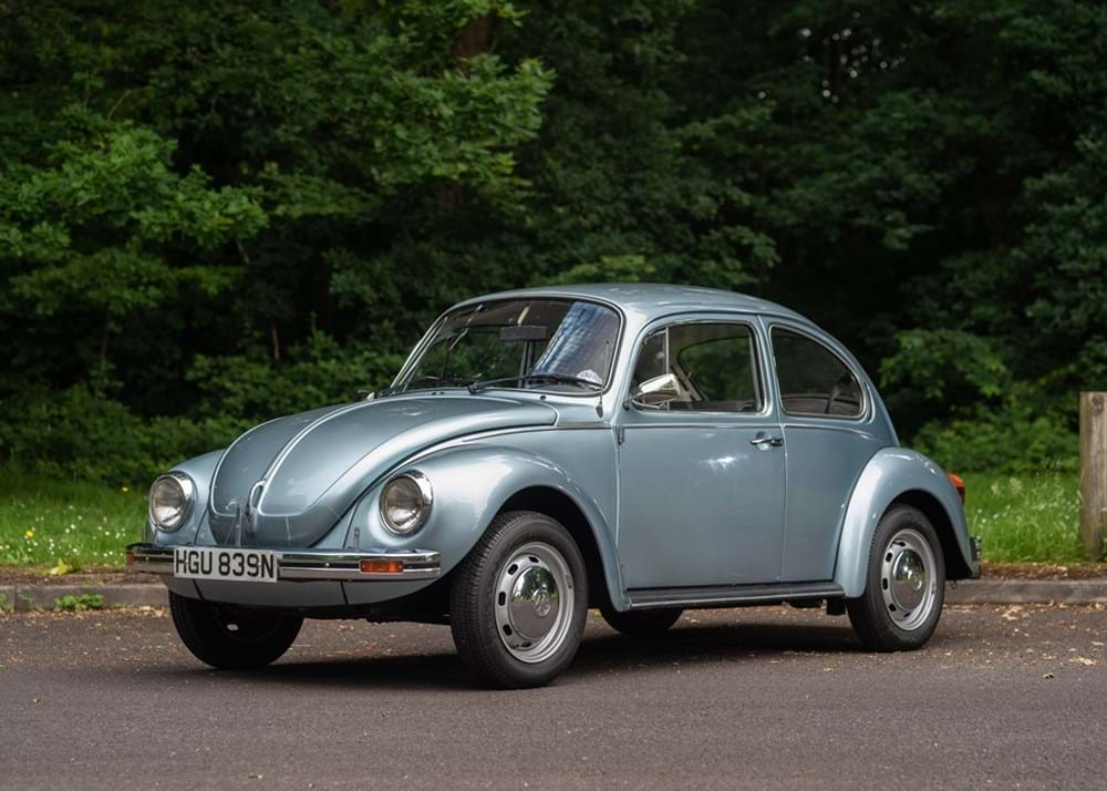 Lot 185 - 1975 Volkswagen Beetle