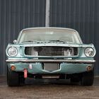 Ref 34 1966 Ford Mustang Coupe -