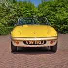 Ref 122 1970 Lotus Elan S4/Sprint Specification -