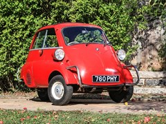 Navigate to Lot 136 - 1962 BMW Isetta 300
