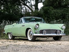 Navigate to Lot 216 - 1956 Ford Thunderbird