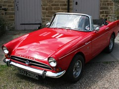 Navigate to Lot 197 - 1965 Sunbeam Tiger