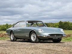 Navigate to Lot 179 - 1968 Ferrari 365 GT 2+2