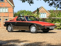 Navigate to Lot 126 - 1984 Fiat X1/9 VS