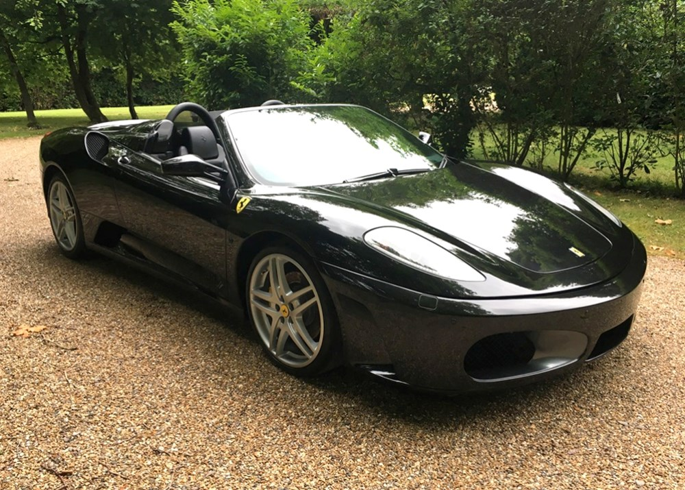 Lot 204 - 2005 Ferrari F430 Spider *Withdrawn*