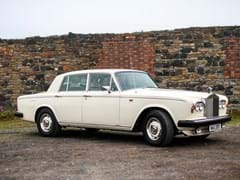 Navigate to Lot 142 - 1978 Rolls-Royce Silver Shadow II