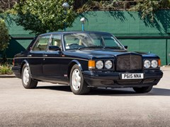 Navigate to Lot 214 - 1997 Bentley Turbo R Long Wheelbase *WITHDRAWN*
