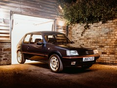 Navigate to Lot 314 - 1991 Peugeot 205 GTi (1.9 litre)