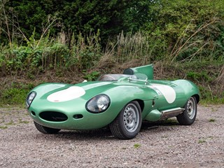 Ref 45 1984 Jaguar D-Type Evocation by Revival Motorsport