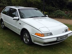Navigate to Lot 128 - 1990 Volvo 480 Turbo