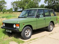 Navigate to Lot 321 - 1982 Range Rover Classic