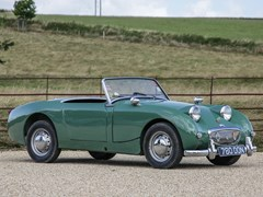 Navigate to Lot 178 - 1961 Austin Healey Sprite Mk. I 'Frogeye'