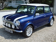 Navigate to Lot 227 - 1998 Rover Mini Cooper S Touring (533 miles)