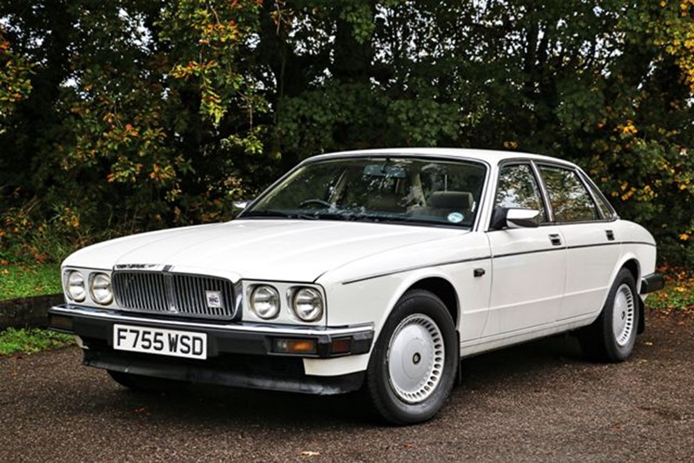 Lot 202 - 1989 Jaguar XJ6 Saloon (3.6 litre)