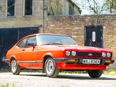 Navigate to Lot 239 - 1982 Ford Capri 1.6 GL Mk. III