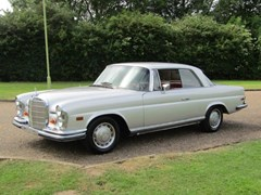 Navigate to Lot 217 - 1968 Mercedes-Benz 280 SE Coupé