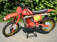 Navigate to Lot 191 - 1979 12932 CR 250 'Red Rocket'