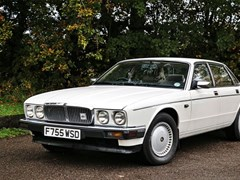 Navigate to Lot 202 - 1989 Jaguar XJ6 Saloon (3.6 litre)