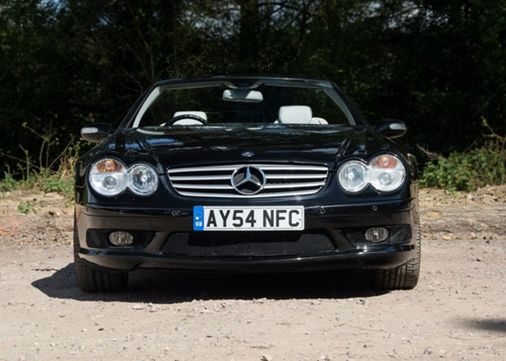 Lot 146 - 2005 Mercedes-Benz SL 55 AMG