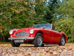 Navigate to Lot 258 - 1960 Austin-Healey 3000 Mk. I