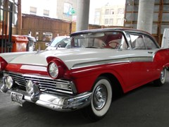 Navigate to Lot 297 - 1957 12918 Fairlane 500 ** WITHDRAWN**